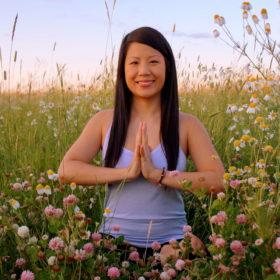 Tina Wong Yoga Bio Pic