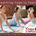 Teaching Yoga To Teens