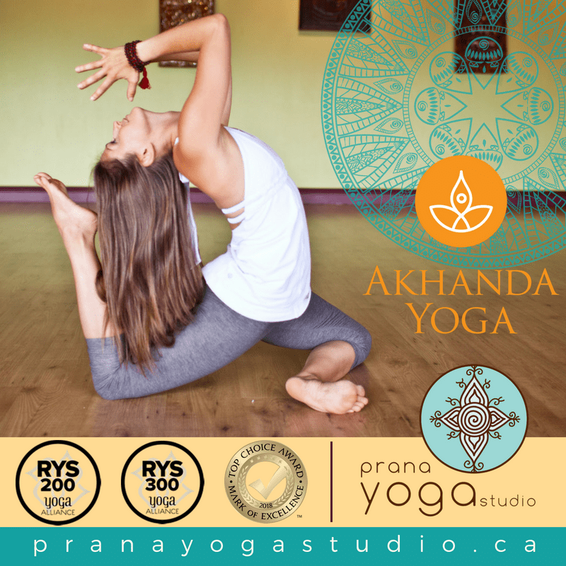 Prana Yoga Online - 200 Hour Teacher Training
